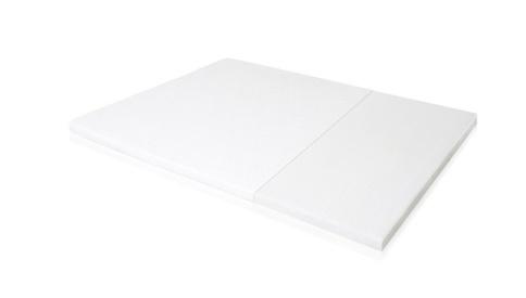 2 inch latex foam topper