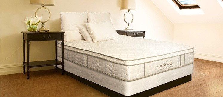 Duo mattress OrganicPedic