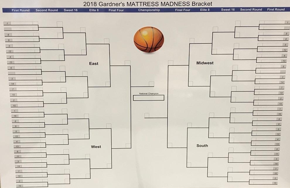 Gardneru0027s Mattress Madness