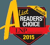 A List Readers' Choice LNP 2015