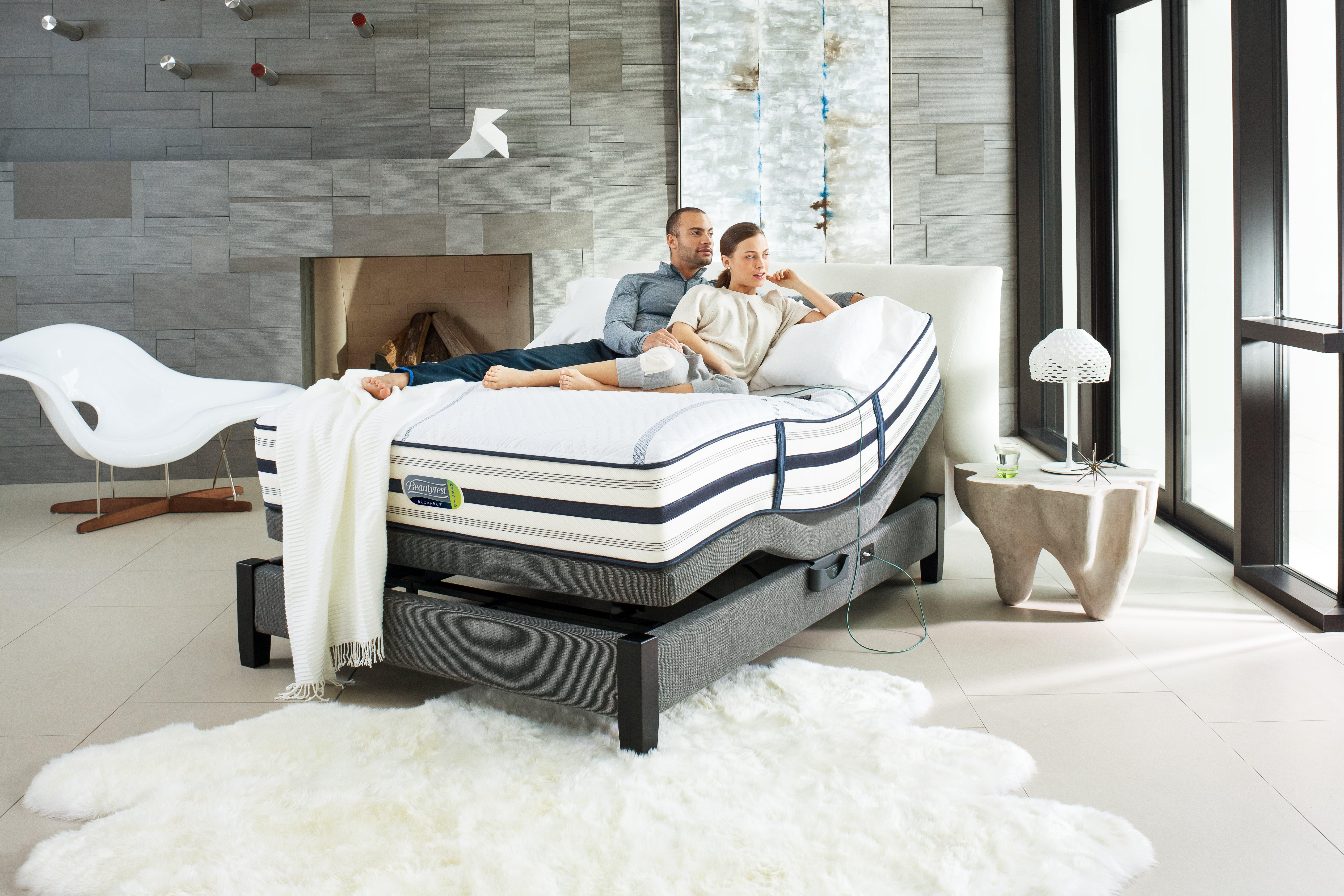Beautyrest adjustable