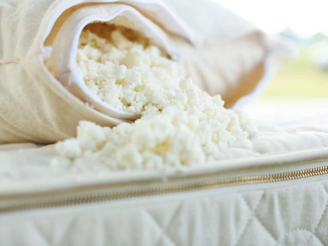 savvy rest latex pillow