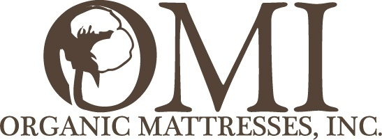 OMI Organic Mattress Logo