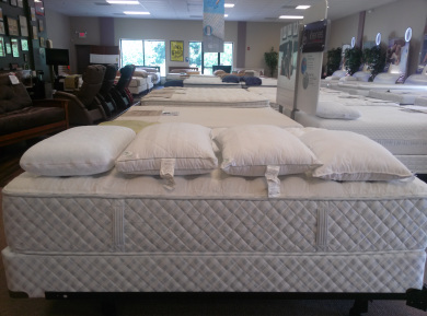 Pillows - Gardner's Mattress & More, Lancaster, PA