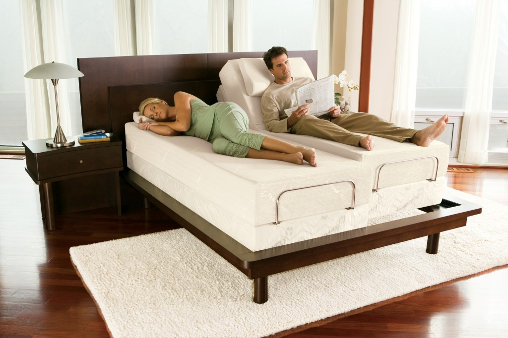 Tempur Pedic. ISR_Hybrid_Adj Friendly Base